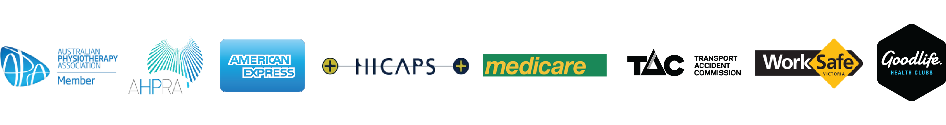 Affiliates Logos
